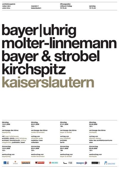 bayer|Uhrig, molter-linnemann, bayer & strobel, kirchspitz Kaiserslautern