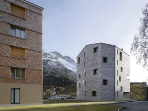Mehrfamilienhaus St. Moritz, 2009